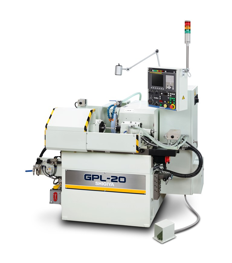 NEW SHIGIYA GPL-20 PRECISION CNC CYLINDRICAL GRINDER