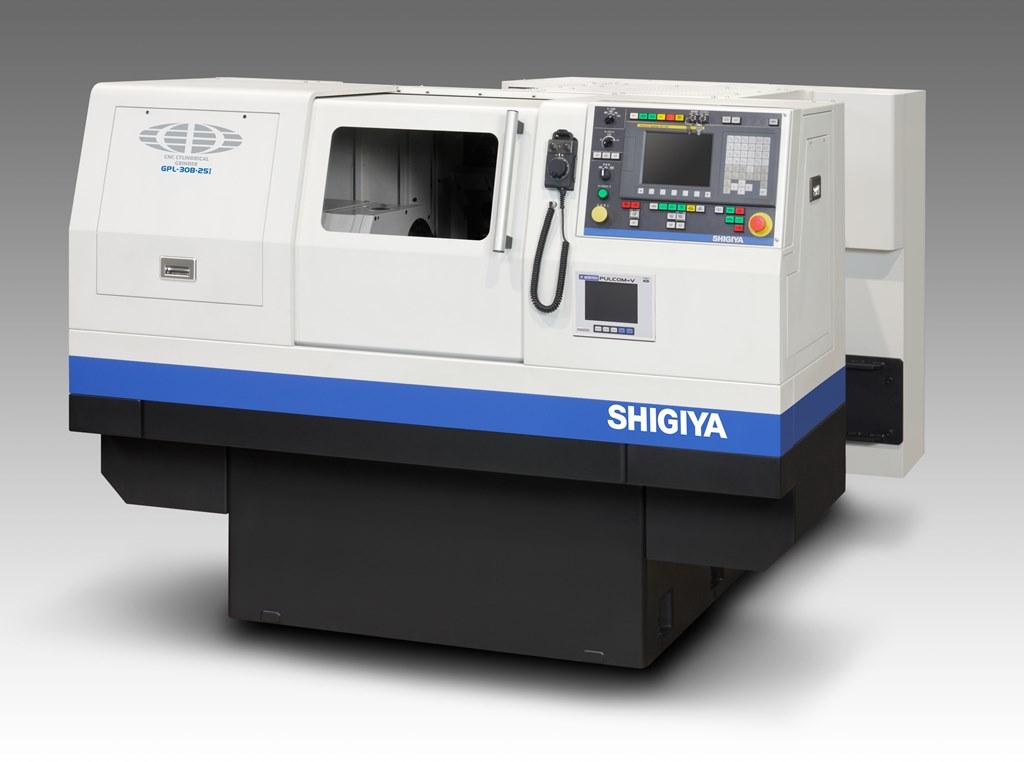 NEW SHIGIYA GPL-30 PRECISION CNC CYLINDRICAL GRINDER