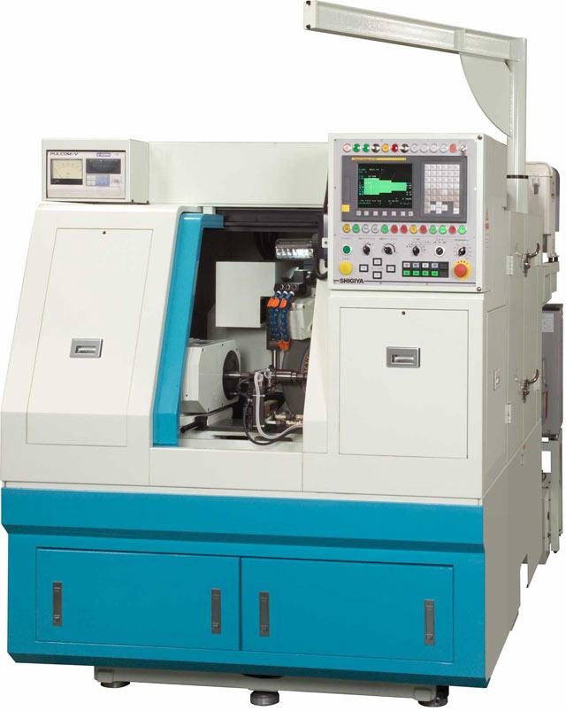 NEW SHIGIYA GAC-40 COMPACT CNC ANGULAR CYLINDRICAL GRINDER