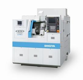 NEW SHIGIYA GACL-20 COMPACT CNC ANGULAR CYLINDRICAL GRINDER