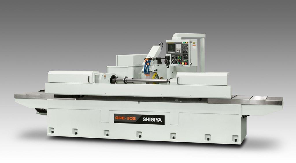NEW SHIGIYA GAE-30  CNC ANGULAR CYLINDRICAL GRINDER