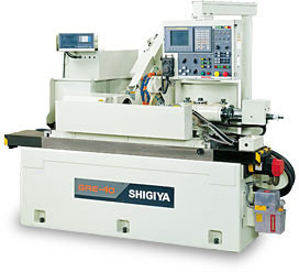 NEW SHIGIYA GAS-40  CNC ANGULAR CYLINDRICAL GRINDER
