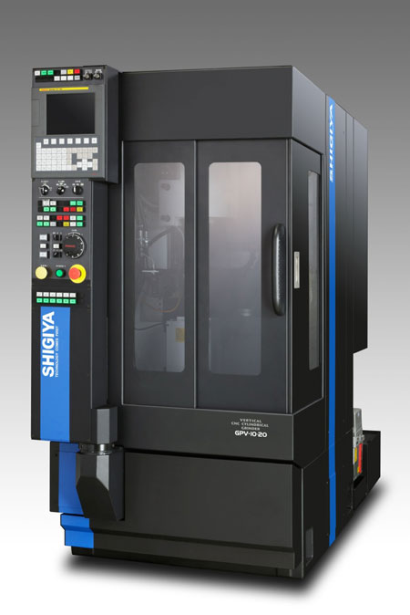 NEW SHIGIYA GAV-10 VERTICAL  CNC ANGULAR CYLINDRICAL GRINDER