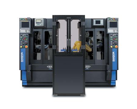 NEW SHIGIYA GAV-10 VERTICAL  CNC ANGULAR CYLINDRICAL GRINDER