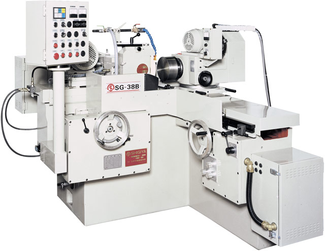 NEW SHIGIYA SG-38 FACE GRINDER