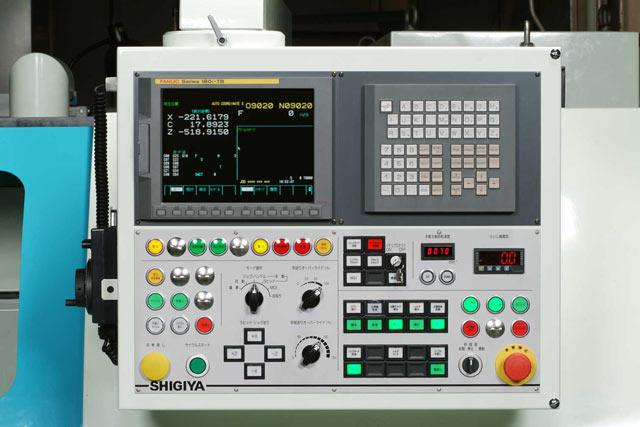 NEW SHIGIYA GCMI-30 CNC MASTERLESS CAM GRINDER