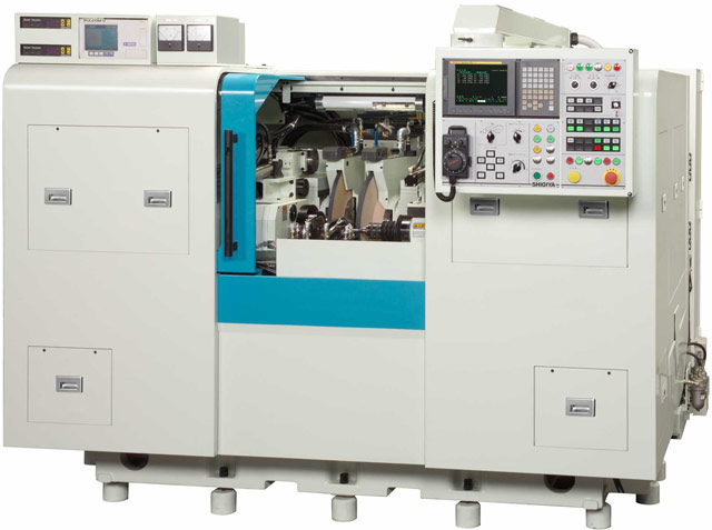 NEW SHIGIYA GNW-30 2-HEAD CNC CYLINDRICAL GRINDER
