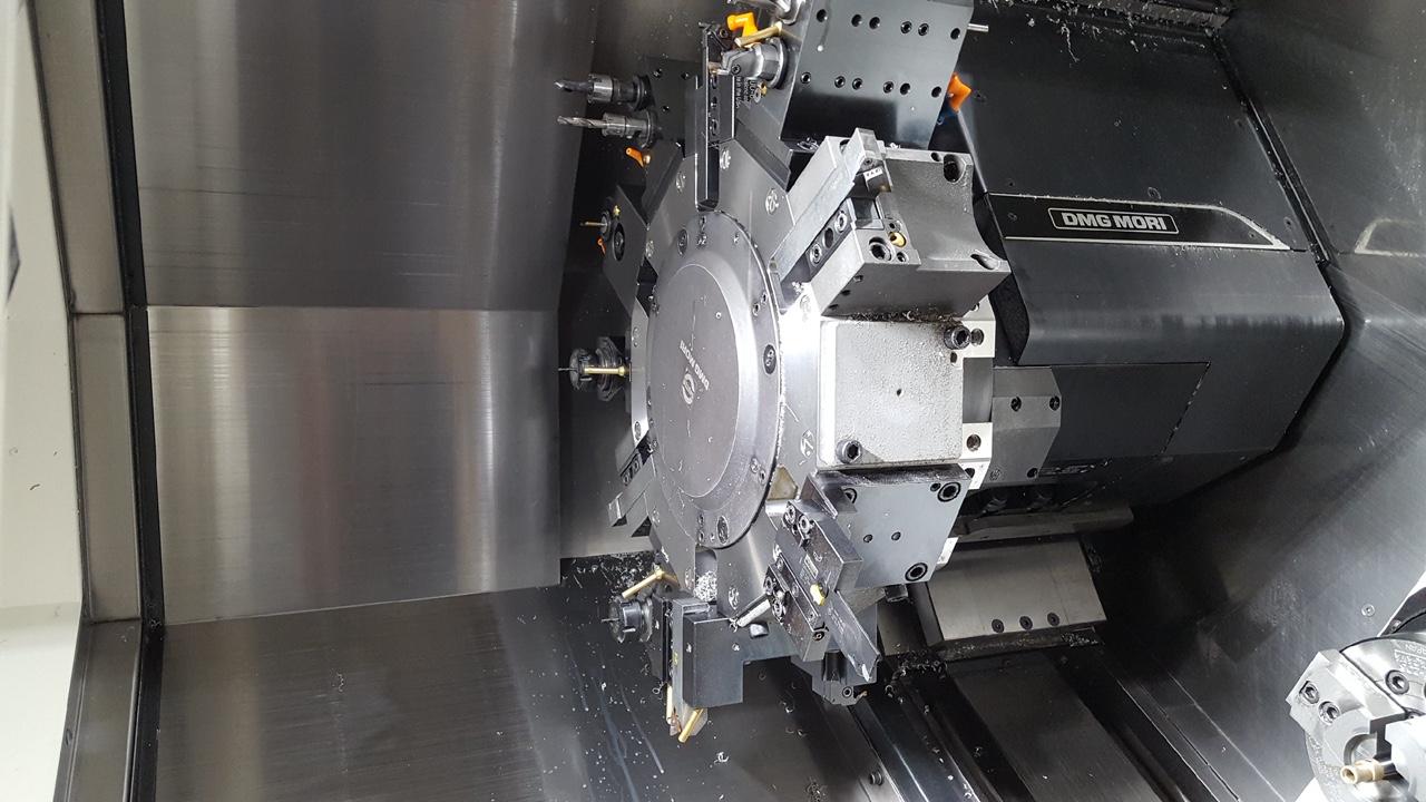 DMG MORI NLX2500SY/700 CNC TURNING CENTER