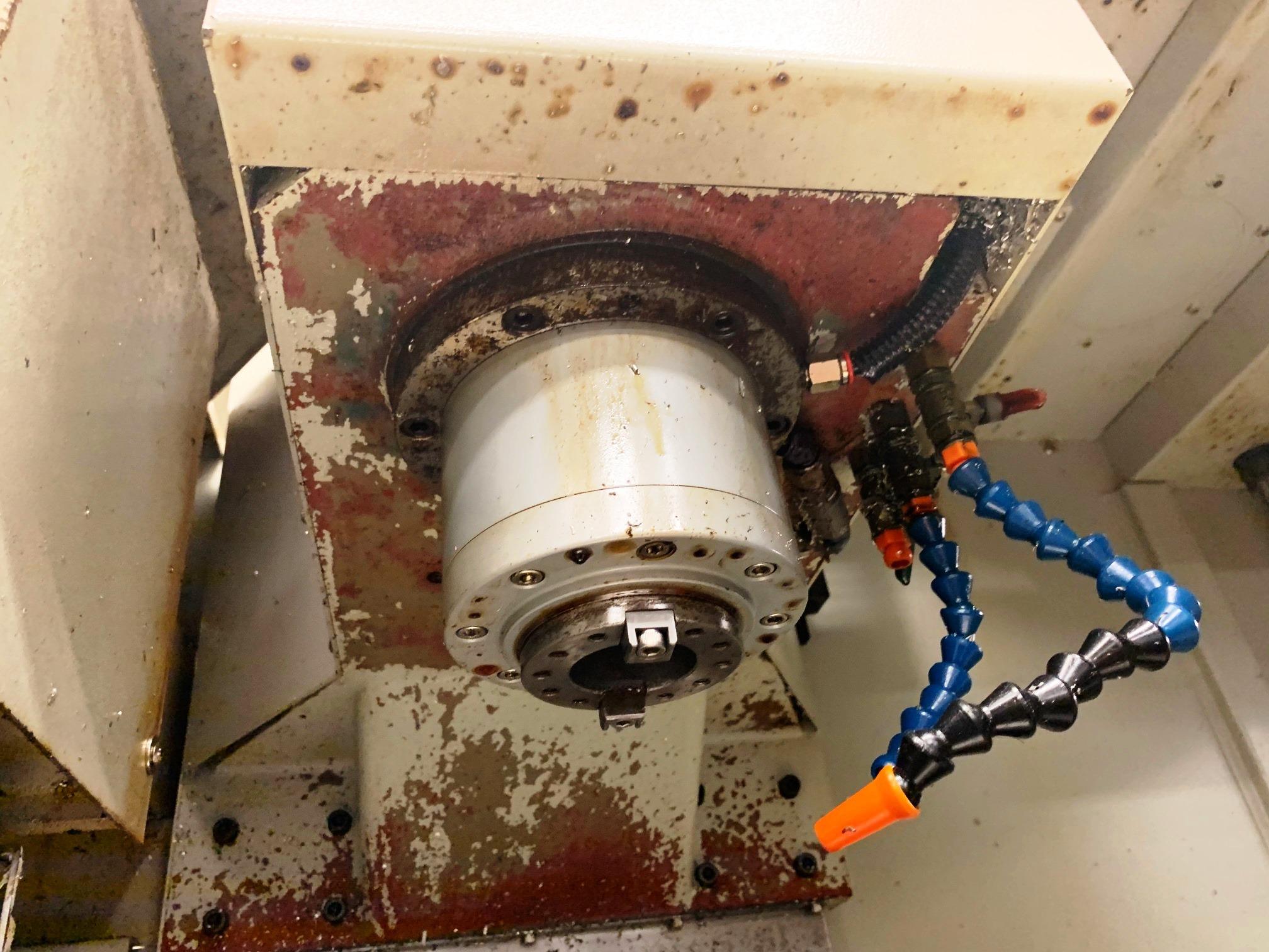 HARDINGE BRIDGEPORT XV710 CNC VERTICAL MACHINING CENTER