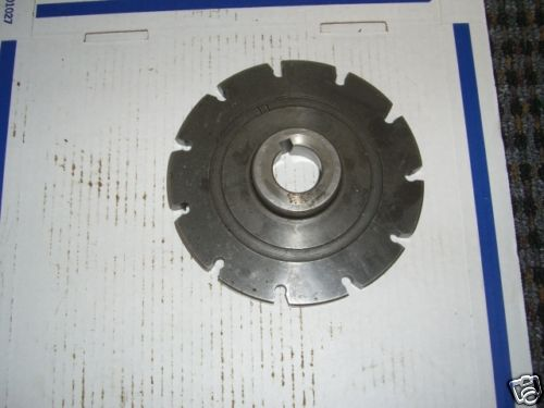 #11 INDEX PLATE FOR A BARBER COLMAN 6-5 HOB SHARPENER