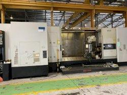 Mazak Integrex e650H-S/3000 II CNC Mill/Turn Horizontal Lathe (2011)