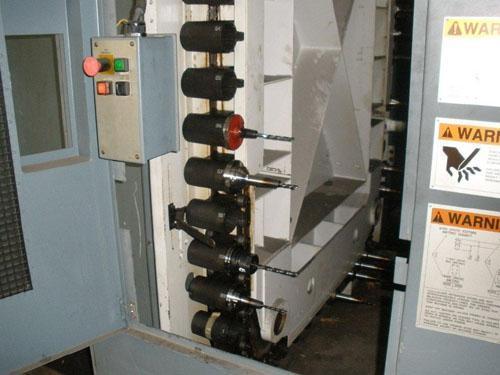 CINCINNATI U-5 SIDEWINDER, ACRAMATIC 950 CNC