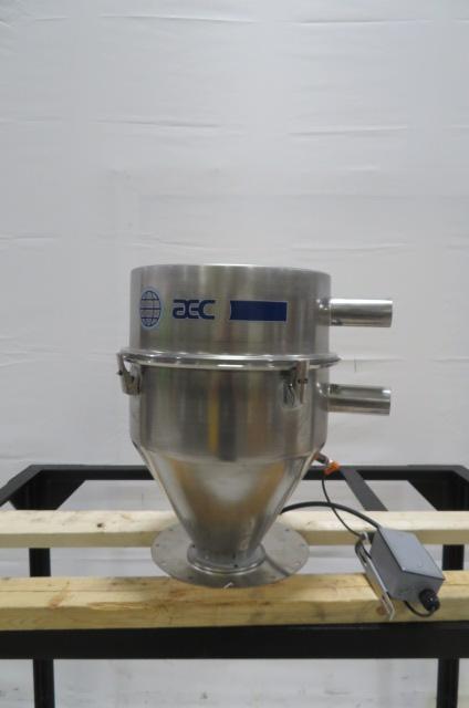 AEC Nearly New SRC-08 Vacuum Receiver