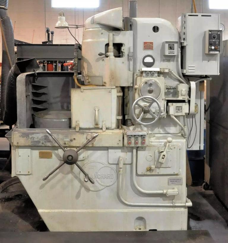 """Blanchard #11-20, 20"""" Vertical Spindle Rotary Surface Grinder"""