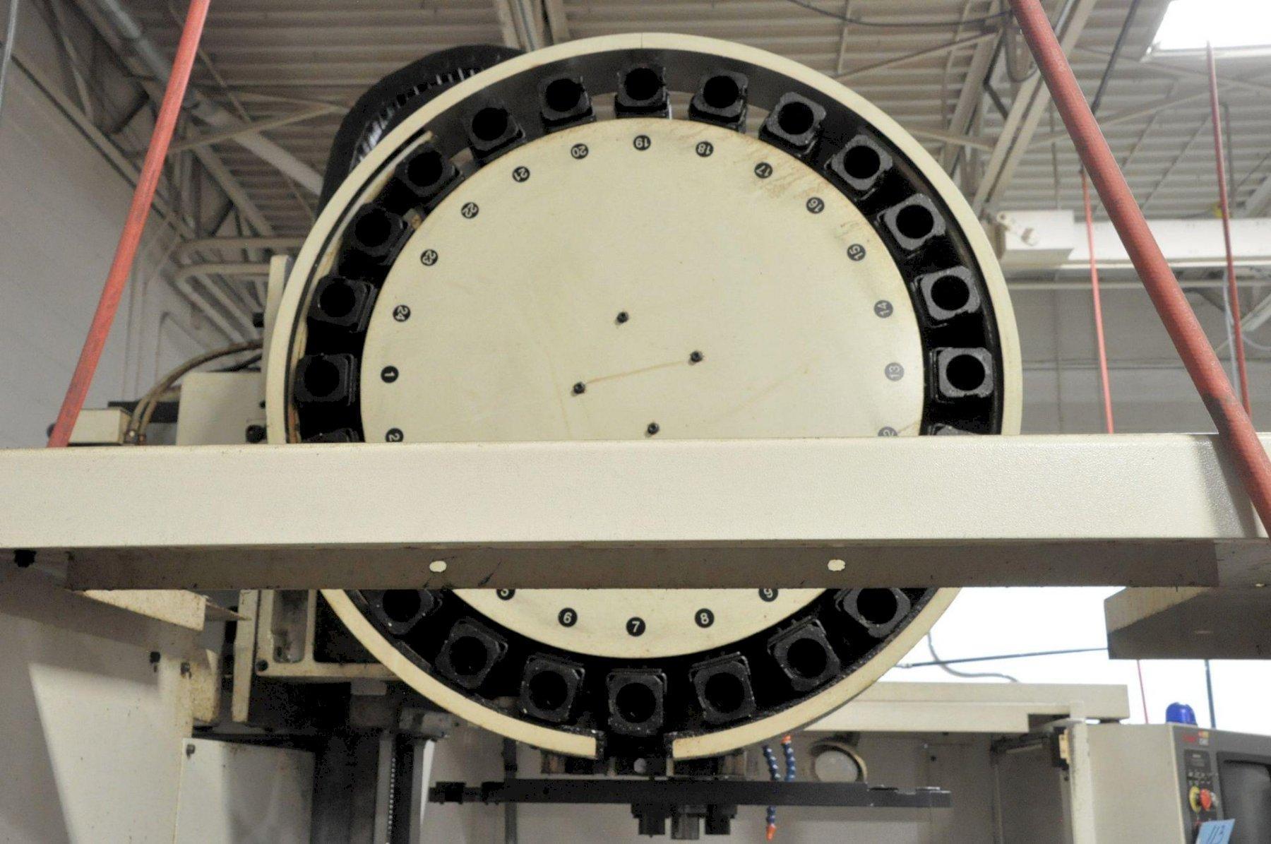FADAL VMC 4020A CNC VERTICAL MACHINING CENTER