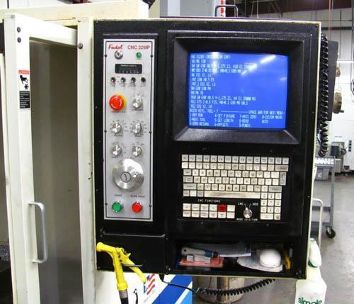 FADAL 6030, FADAL MP32 CNC