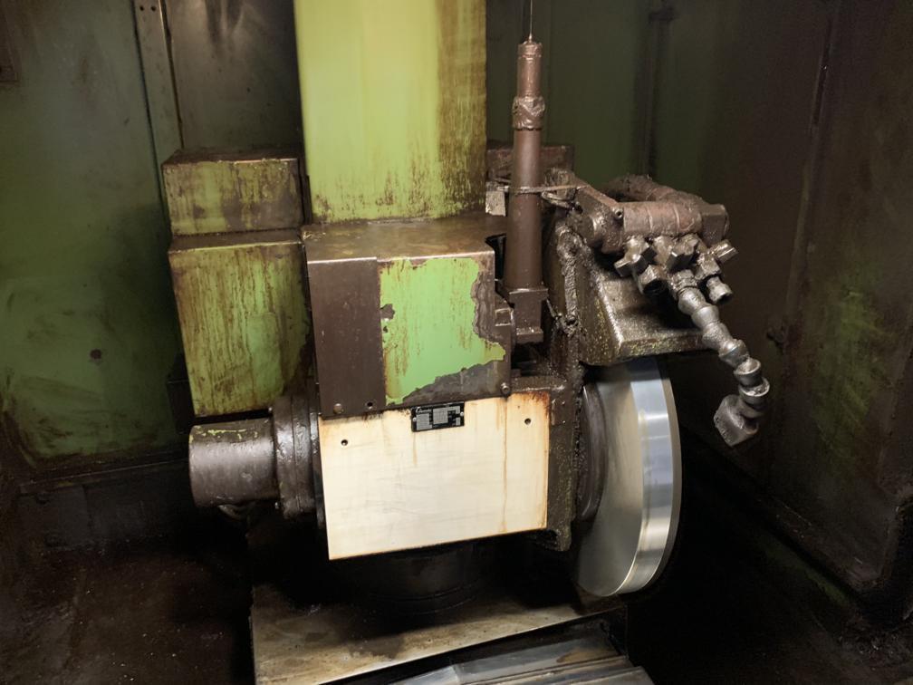 Studer S31 CNC Cylindrical Grinder