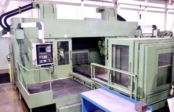 Pre-owned: Favretto Dual Head Surface Grinder