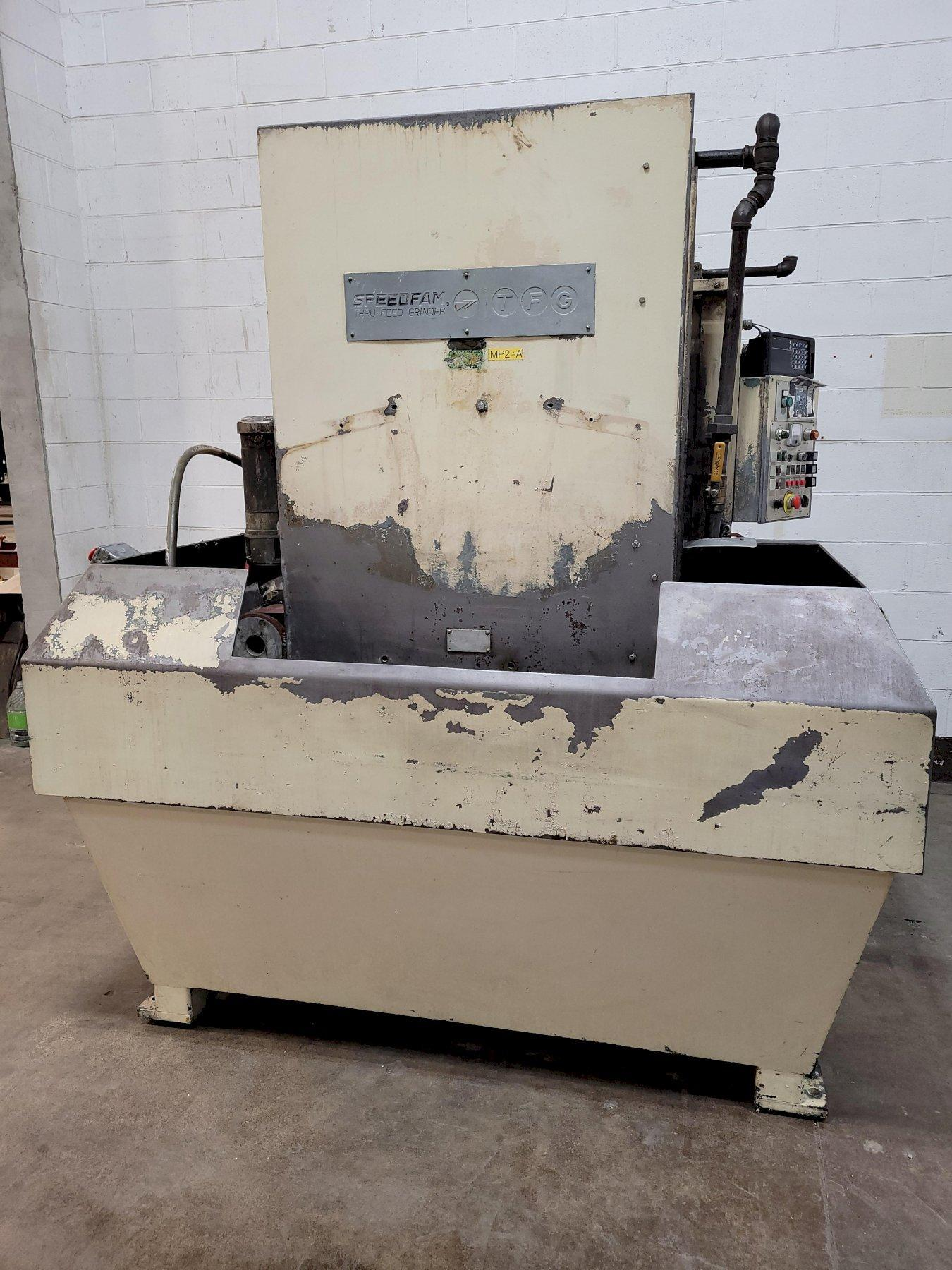 Speedfam Model 625TFG Thru-Feed Grinder