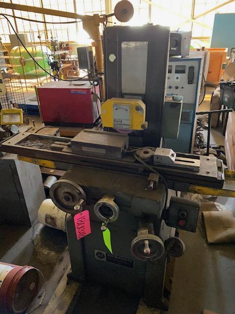"6"" x 18"" Reid 1426 Surface Grinder"