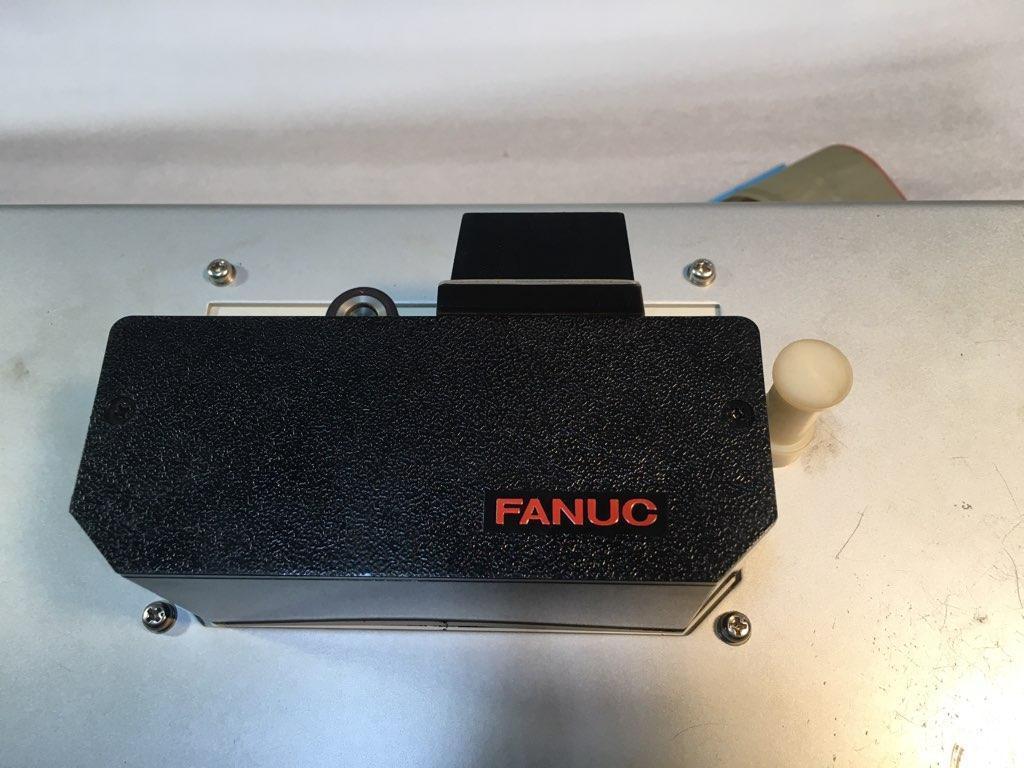 FANUC A13B-0070-B001 TAPE READER UNIT with tape motor Fanuc A90L-0001-0114.