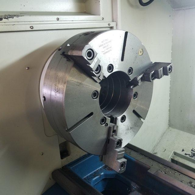 "30"" X 60"" SUMMIT BIG HOLE SC30-6X60 CNC LATHE. STOCK # 0955320"