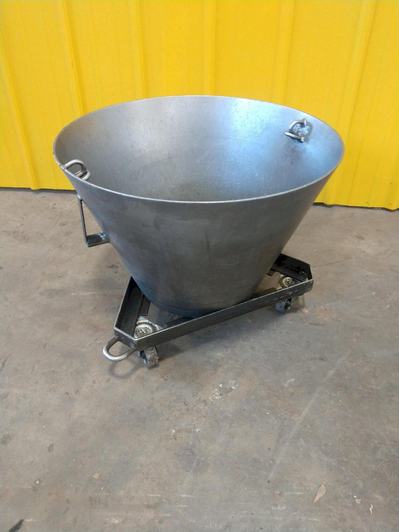 "(32) BARRETT 23"" DIAMETER X 15.5"" HIGH CENTRIFUGE BASKET POTS: STOCK #13586"