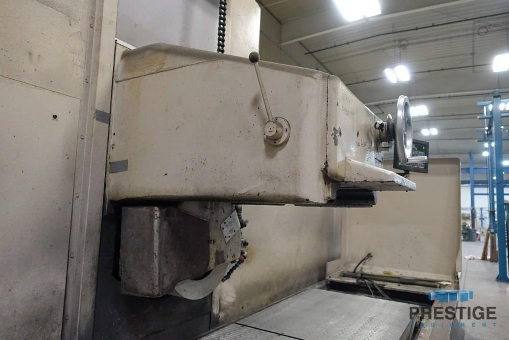 "Mattison 36"" x 144"" Horizontal Surface Grinder"