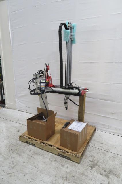 Sepro Used CM-SR-85 Sprue Picker, 850 Vertical Stroke, 220-440 ton, Yr. 2016