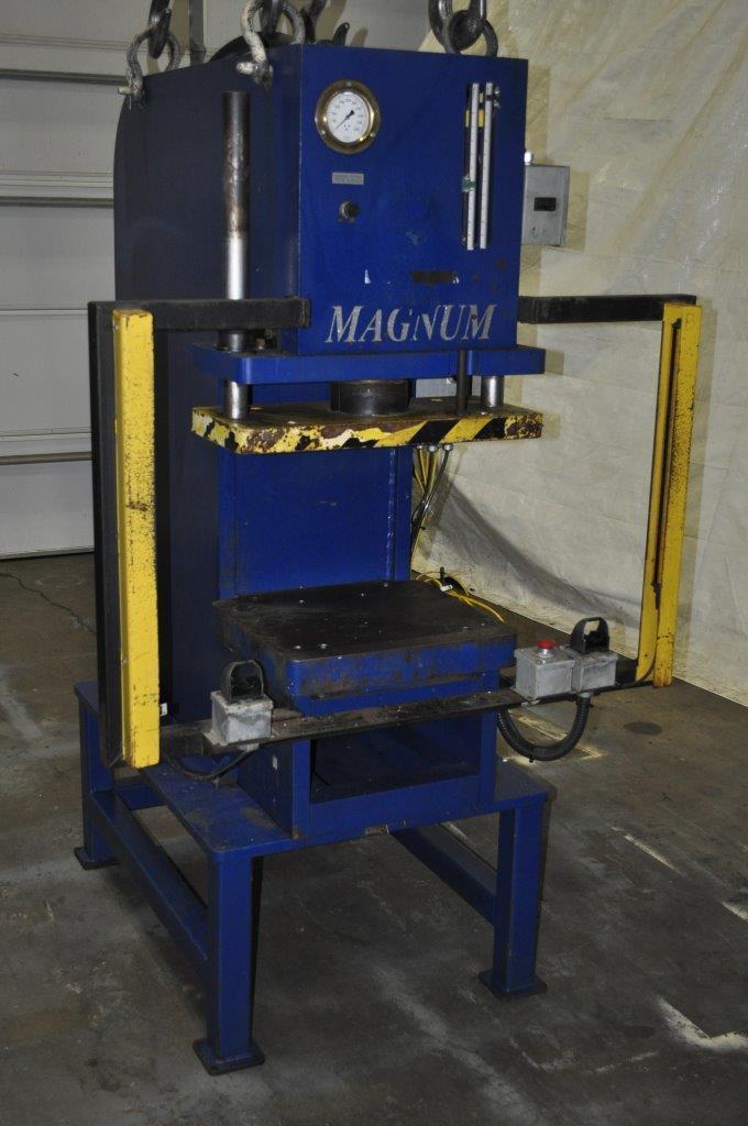 35 Ton Magnum C Frame Hydraulic Press
