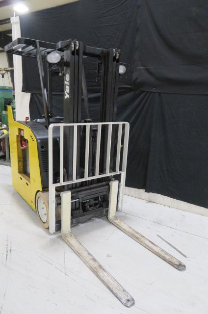 Yale Used Electric Forklift, 3850 lb capacity