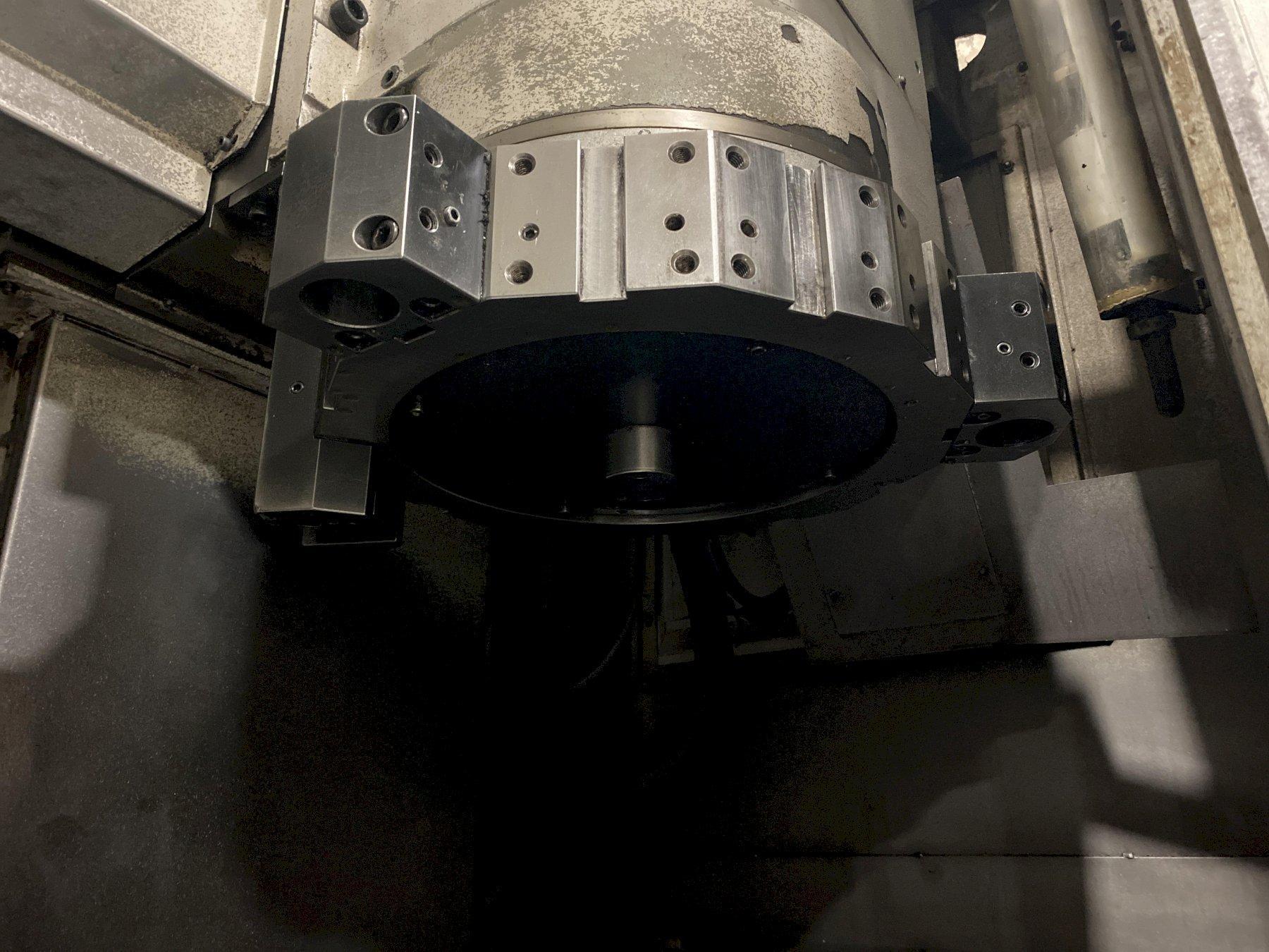 2011 Okuma 2SP-V40 - CNC Twin Spindle Vertical Turret Lathe