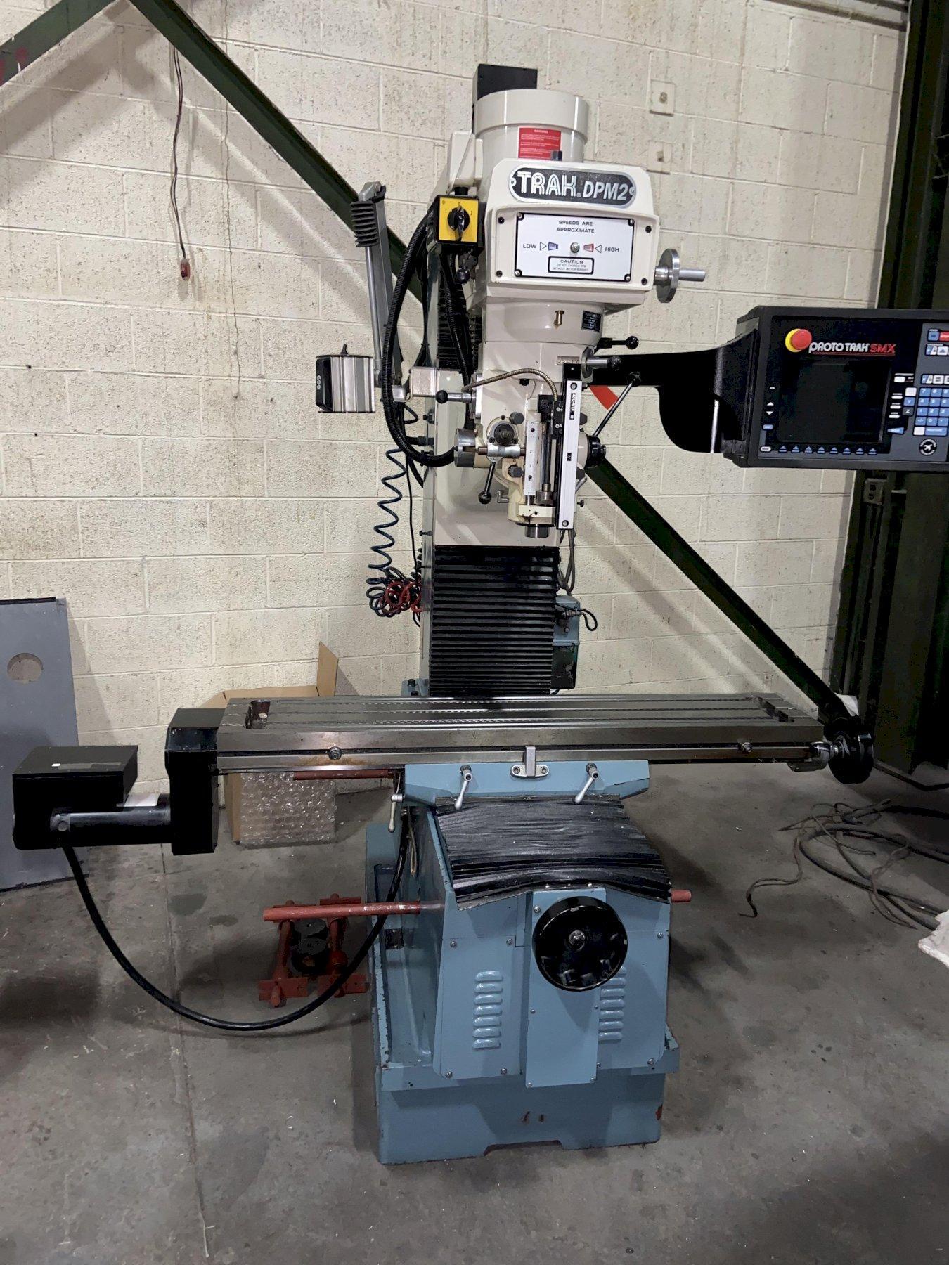 Southwestern Industries DPM2 CNC Mill, Prototrak SMX, 9