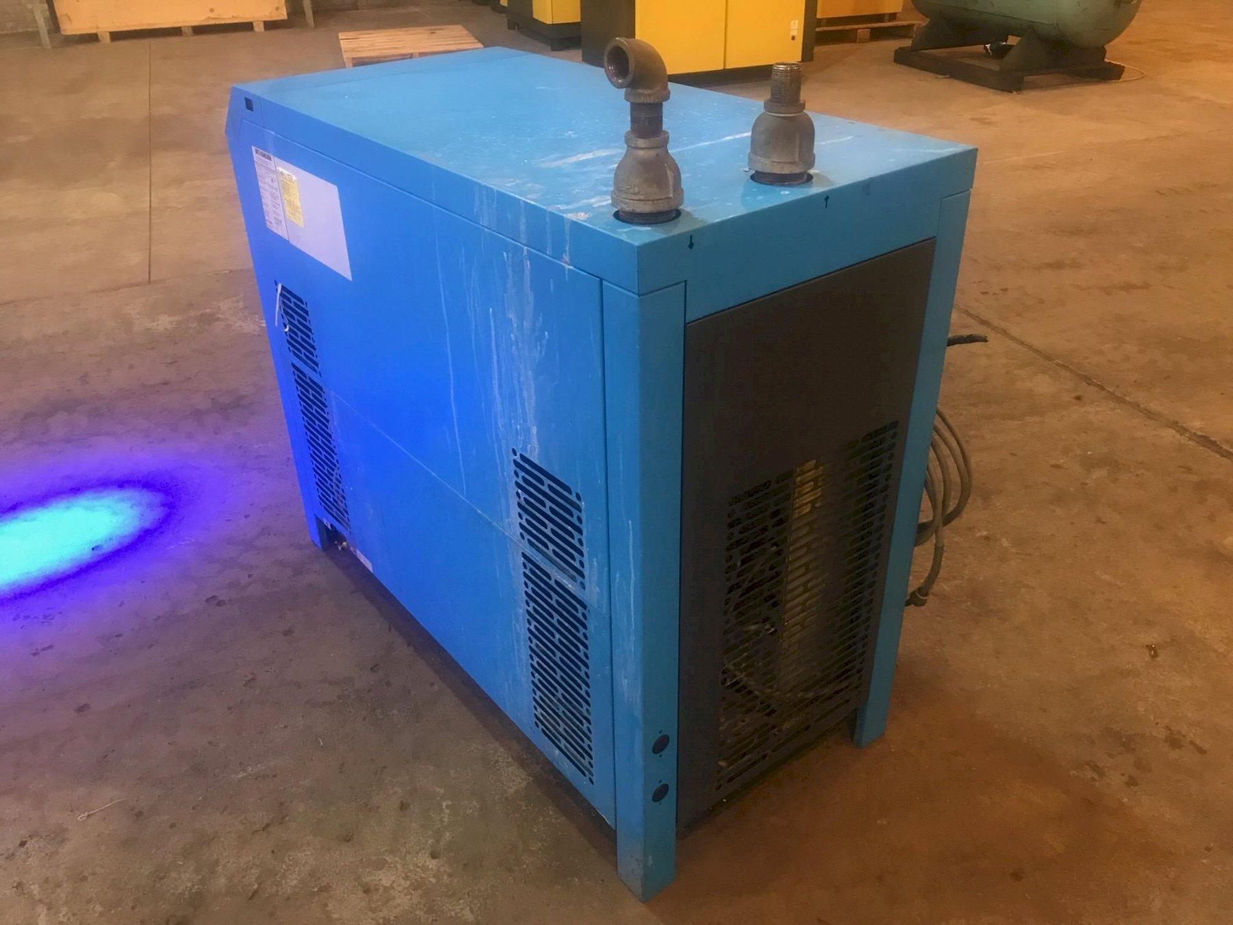 Air Dryer, Refrigerated, 200 scfm air capacity, 460V