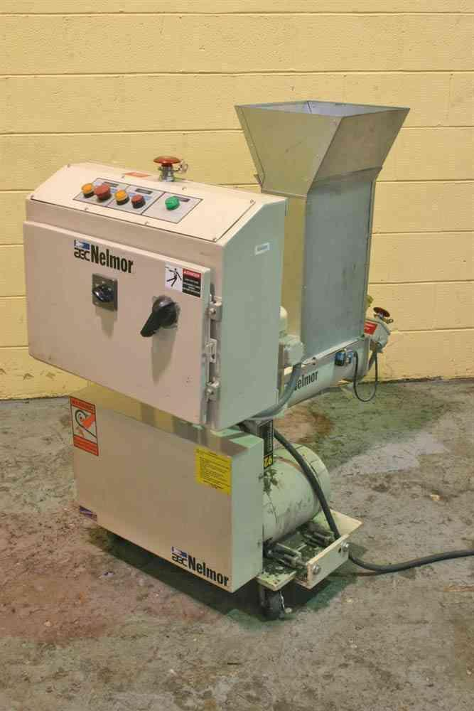 NELMOR MODEL # AK68 PLASTIC GRANULATOR: STOCK #52681