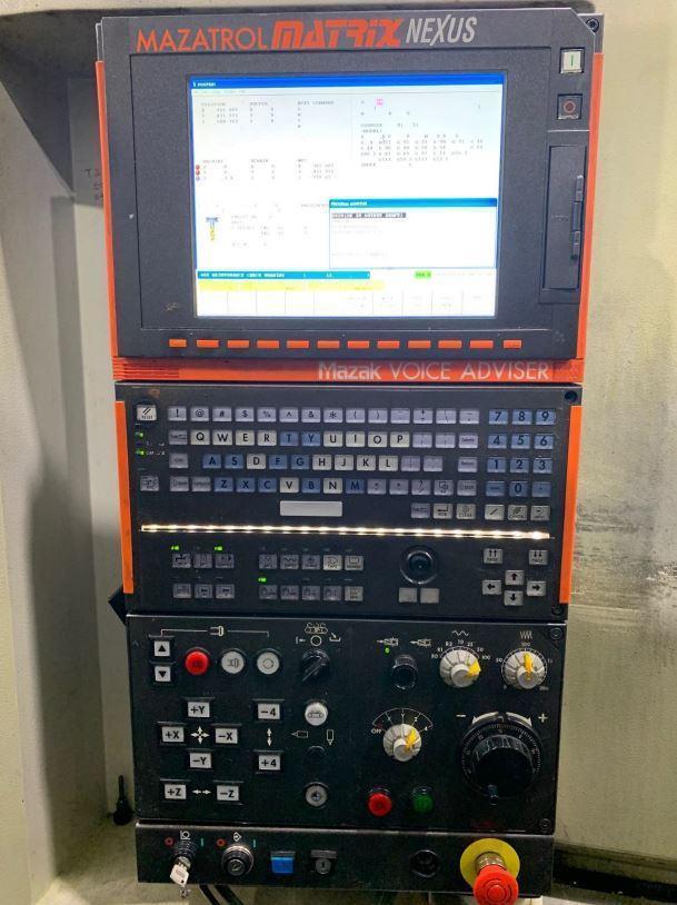 2010 Mazak HCN 5000-II Horizontal Machining Center