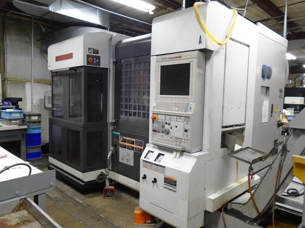 DMG Mori NTX-1000SZM  Multi-Axis Turning Center