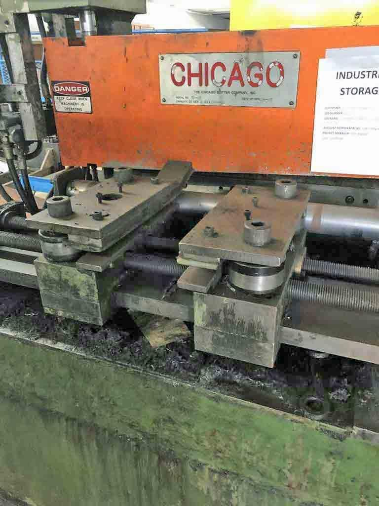 "30"" x 7.00"" x 20,000# Chicago Slitting Line"