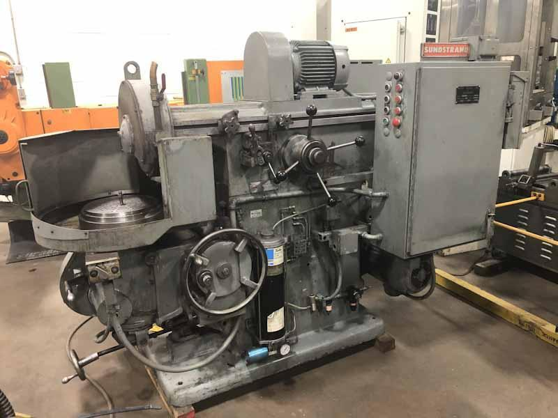 "13"" Arter Model D-16 RAM Type Horizontal Spindle Rotary Surface Grinder"