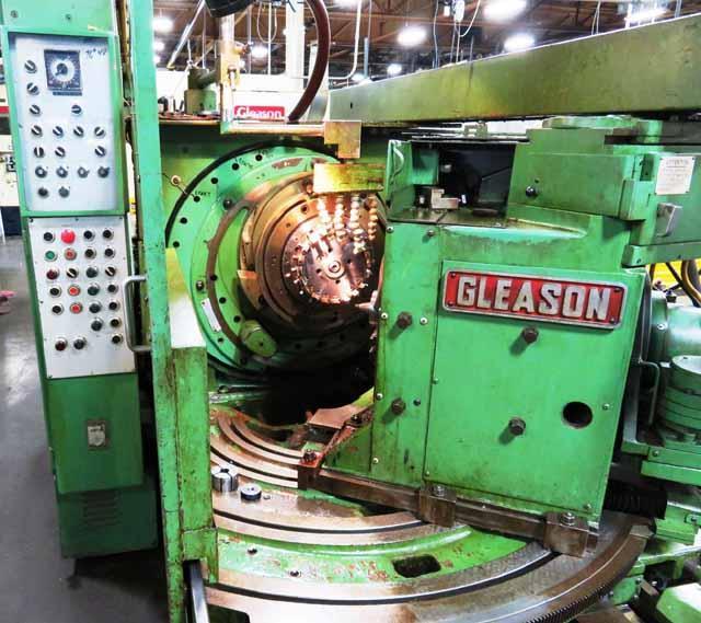 Gleason No. 641 G-Plete Hypoid Spiral Bevel Gear Generating Machine