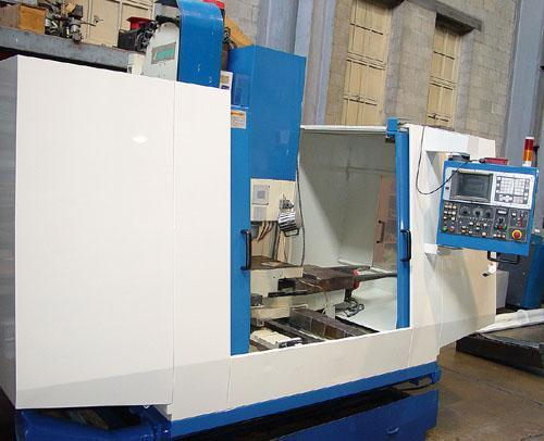 JOHNFORD SV-45, FANUC 18M CNC