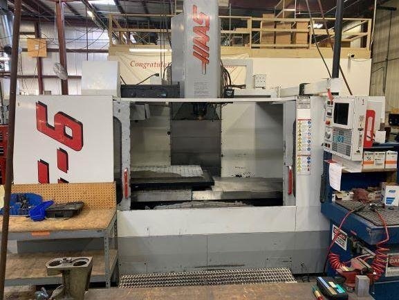 Haas VF-6/50 CNC Vertical Machining Center, 64