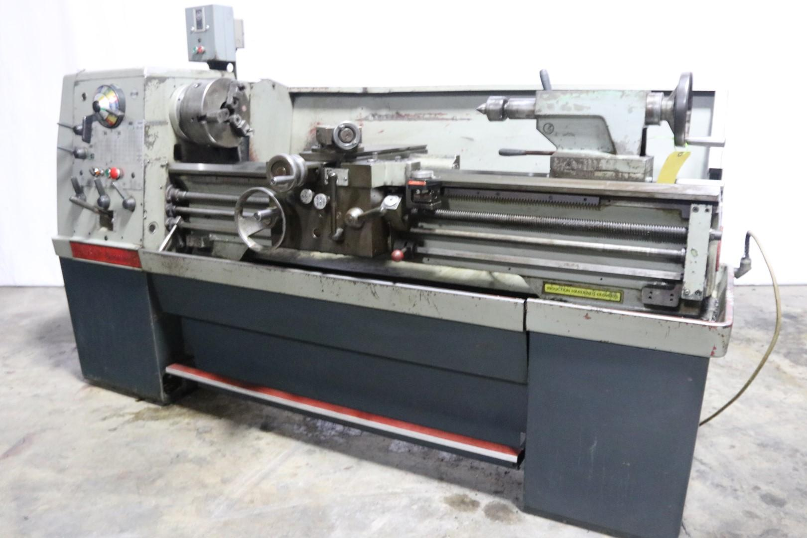CLAUSING 15 - Lathes, Engine | Machine Hub