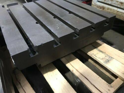 """22-3/4"""" x 26"""" T-Slotted Table, Welding Table, Layout Table, Sub-Plate, 5""""Thick"""
