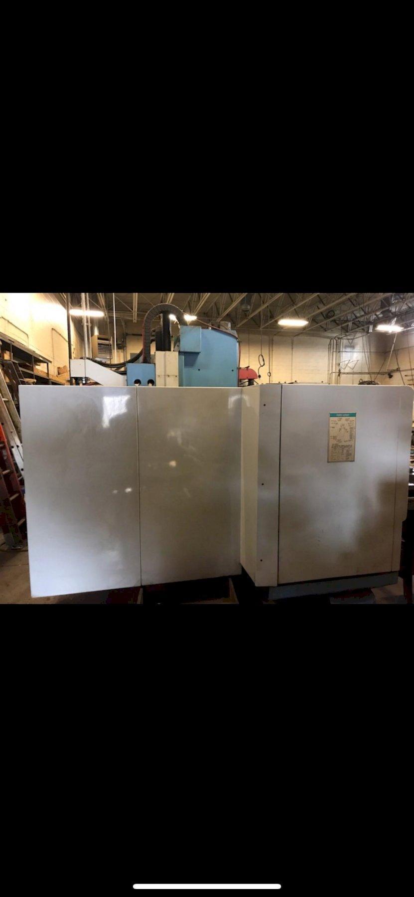 MAZAK CNC VERTICAL MACHINING CENTER