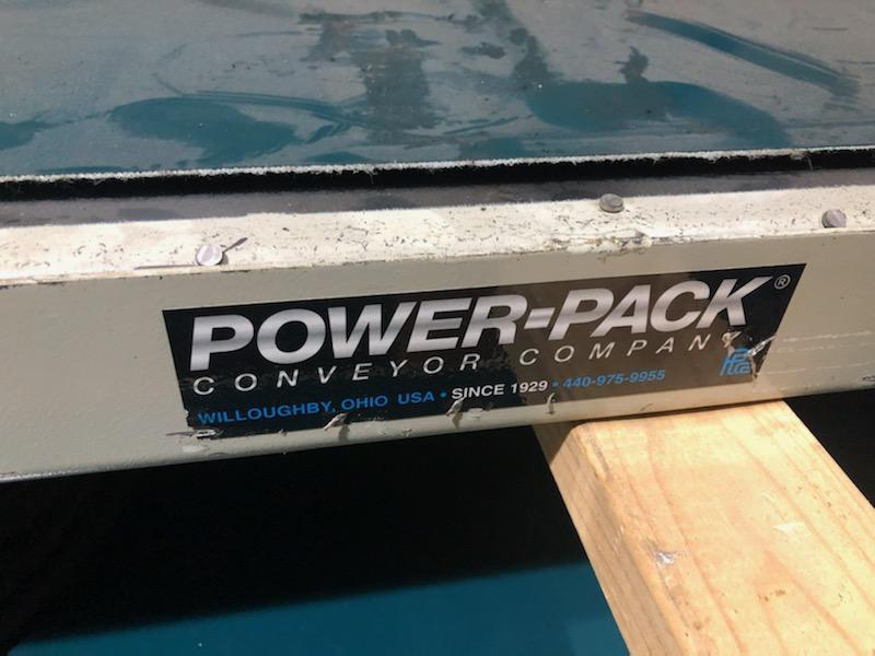 "10"" x 94"" Power Pack Powered Conveyor"