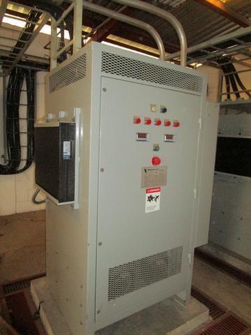 Teledyne Hydrogen Generator Assembly (2)