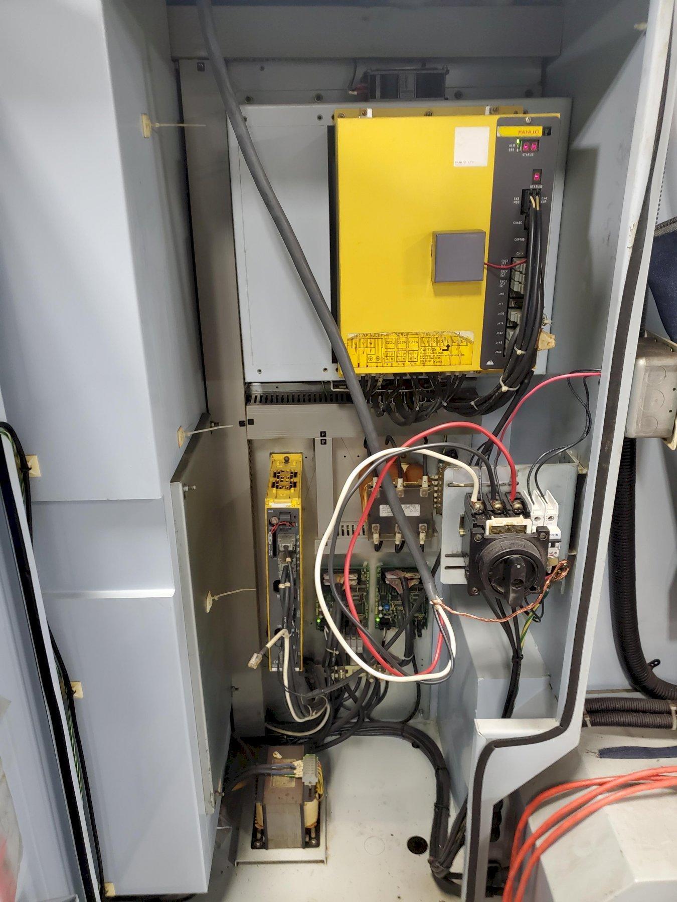 Sharp Model SV2412 CNC Vertical Machining Center