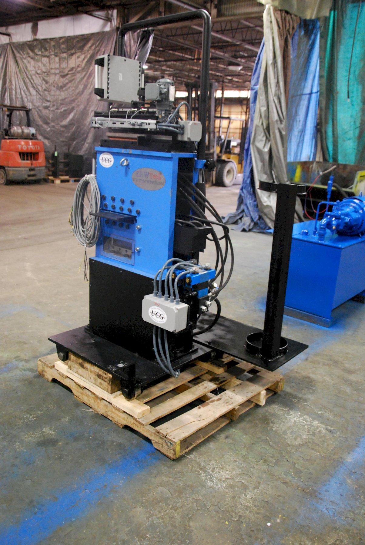 New ERWTech/UCG Shear & End Welders