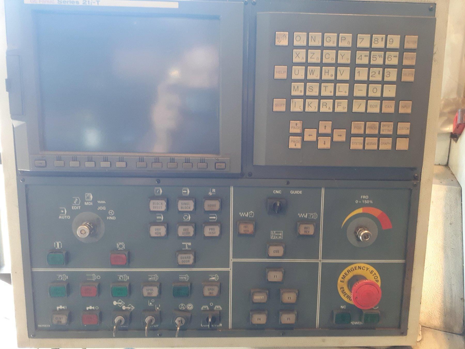 ROMI M20 CNC LATHE